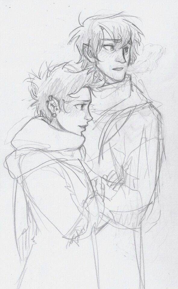 Remus and Tonks 1/3