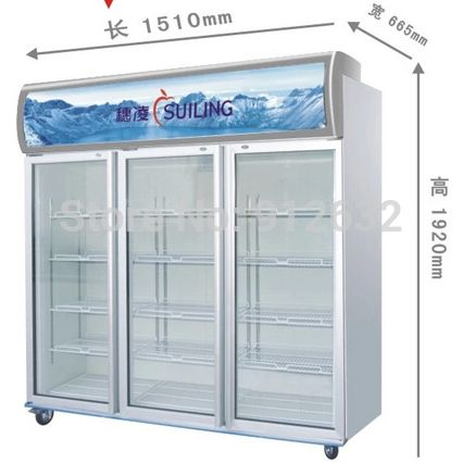 1000l capacity 3 glass door freezer big fridge freezer cheap glass door freezer buy quality vertical freezer directly from china commercial freezers suppliers capacity 3 glass door freezer planetlyrics Gallery