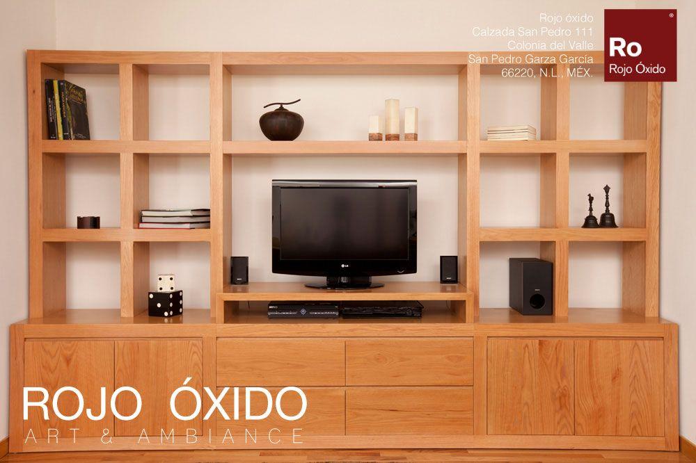 Centro de entretenimiento 1 muebles de interior indoor for Muebles munoz santa marta
