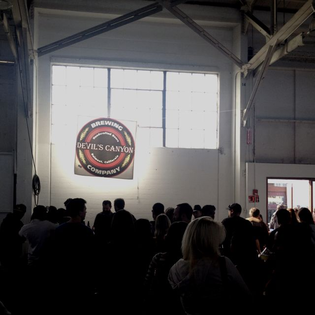 Bay Area Brew Fest at Fort Mason