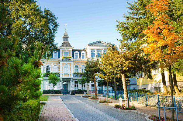 Bäderarchitektur – die Villa Chrissi in Ahlbeck