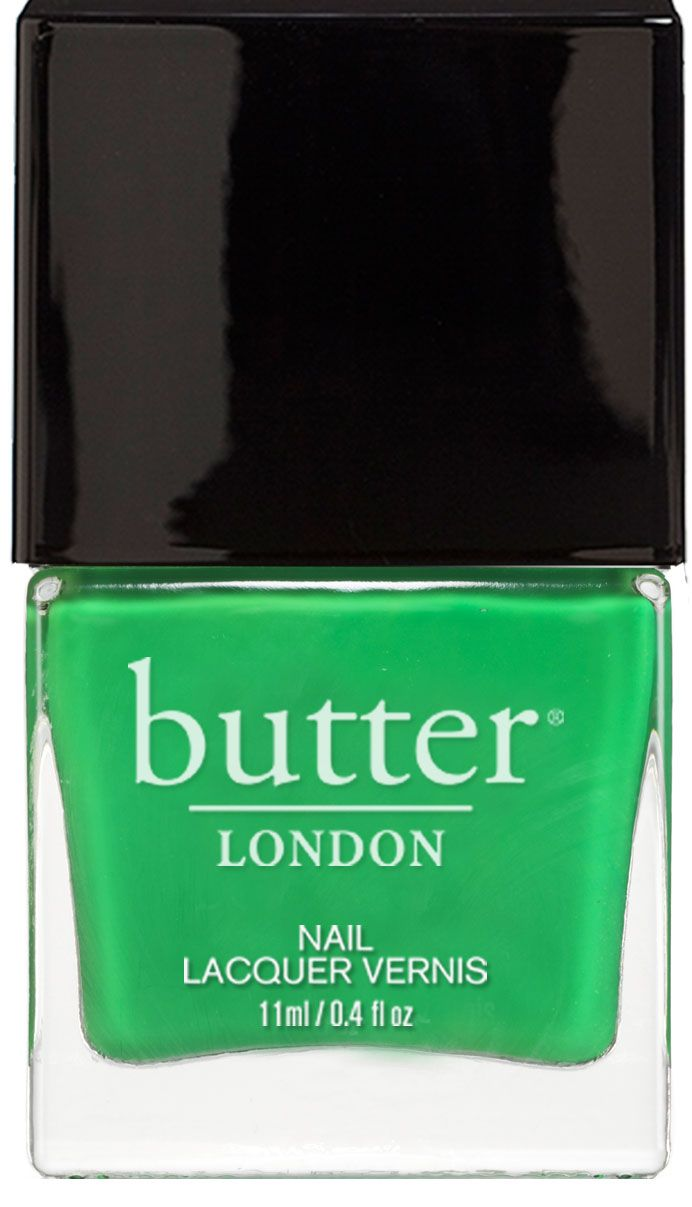 Sozzled Nail Lacquer: Kelly Green Nail Polish : butter LONDON ...