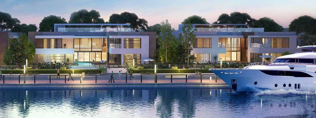 Damac Bellavista Apartments At Damac Hills Villa Dubai Forest Scenery