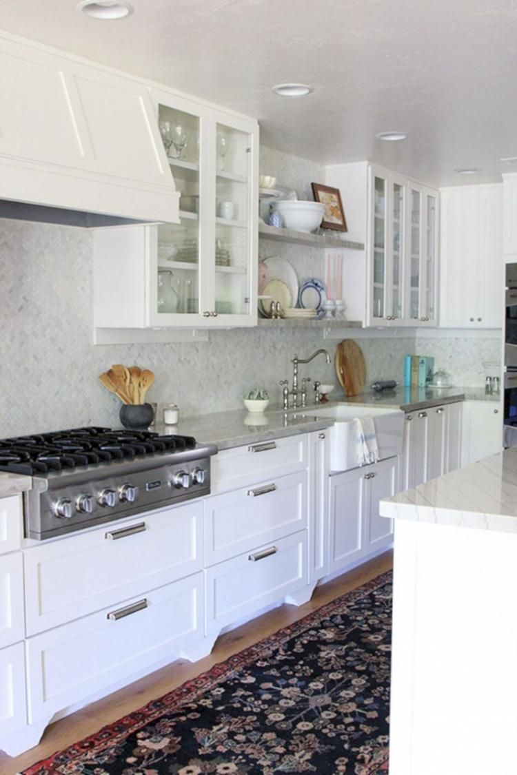 70+ Gorgeous Small Kitchen Ideas For Big Taste | Kitchens ...