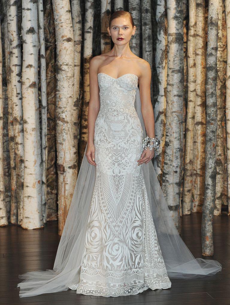 12 Unique Wedding Dress Ideas Theknot