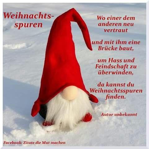 schöne sprüche und gedichte zu weihnachten