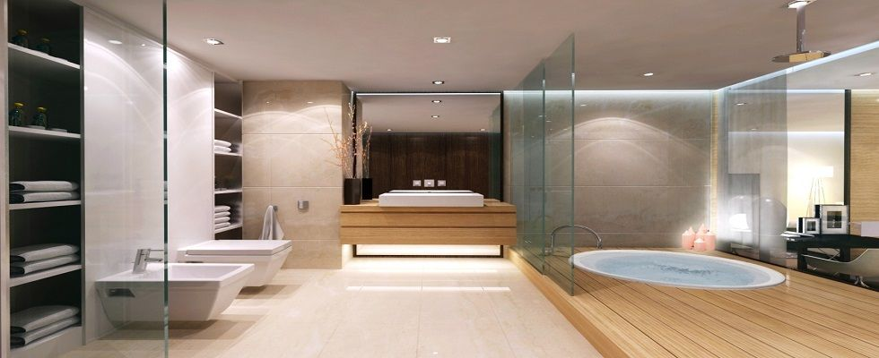 Luxury Bathroom The Perfect Master Bath  Soaking Tubs Modern Delectable Small Luxury Bathroom Inspiration Design