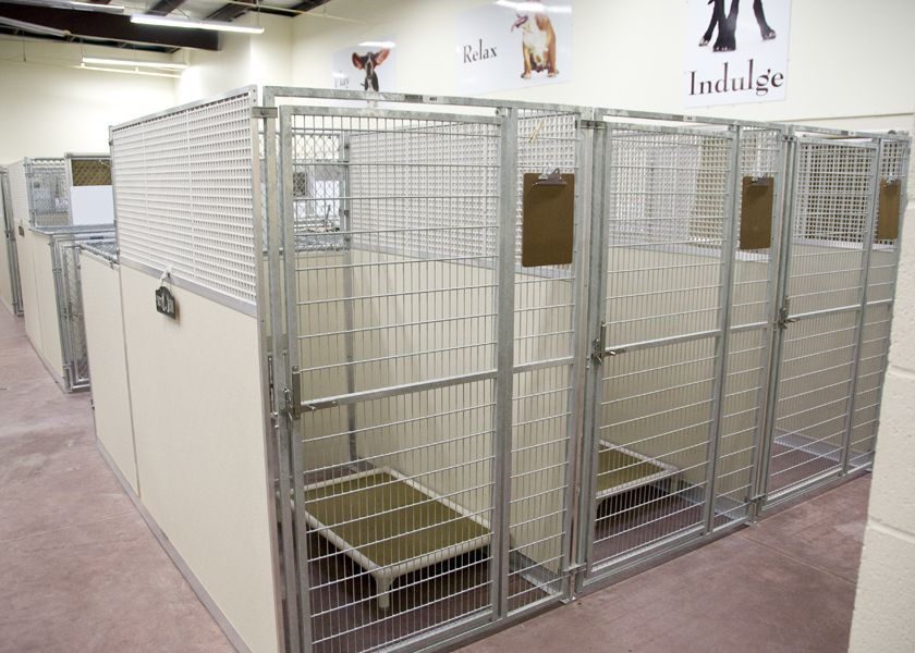 Mason company frp kennels frp panels kennel system for Dog kennel systems