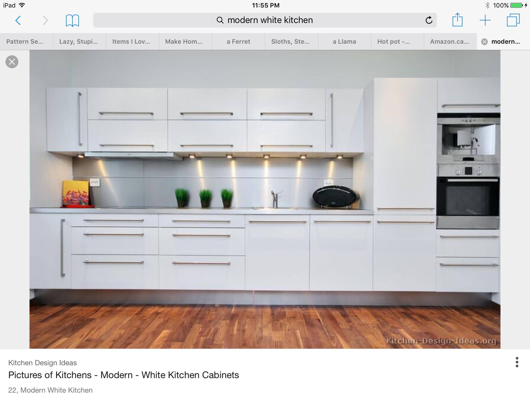Küchen Modern, Moderne Küchenschränke, Moderne Weiße Küchen, Ideen Für Die  Küche, Moderne Küchengestaltung, Moderne Schränke, Küchenweiß, Moderne  Küchen, ...