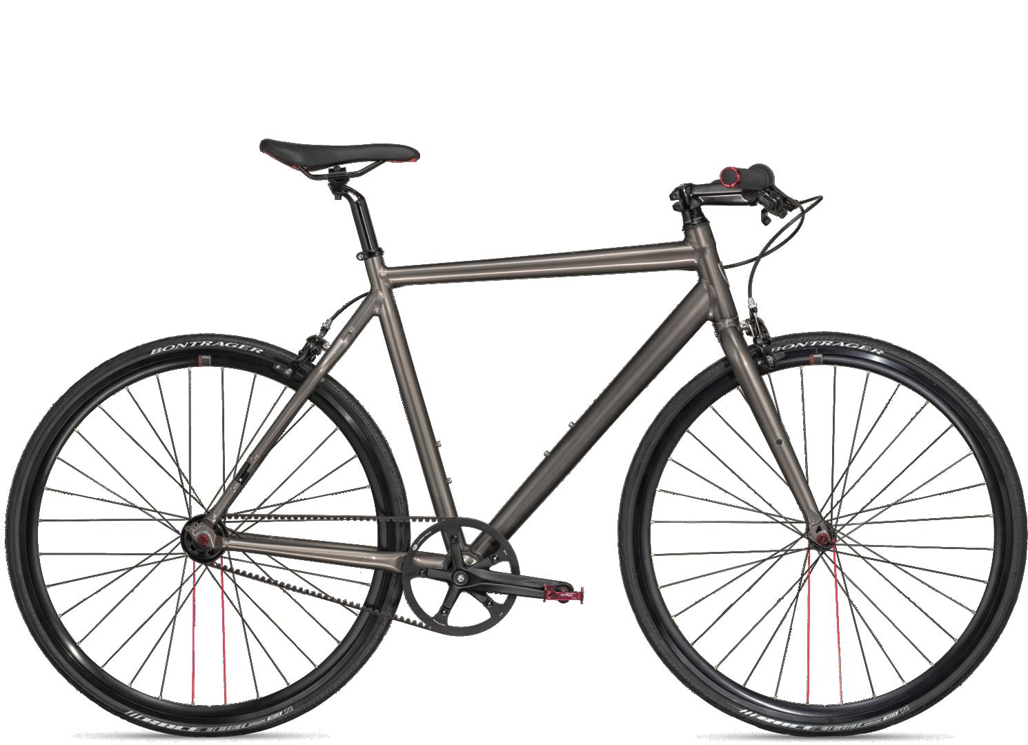 Hubby S New Commuter Bike Trek District Belt Drive