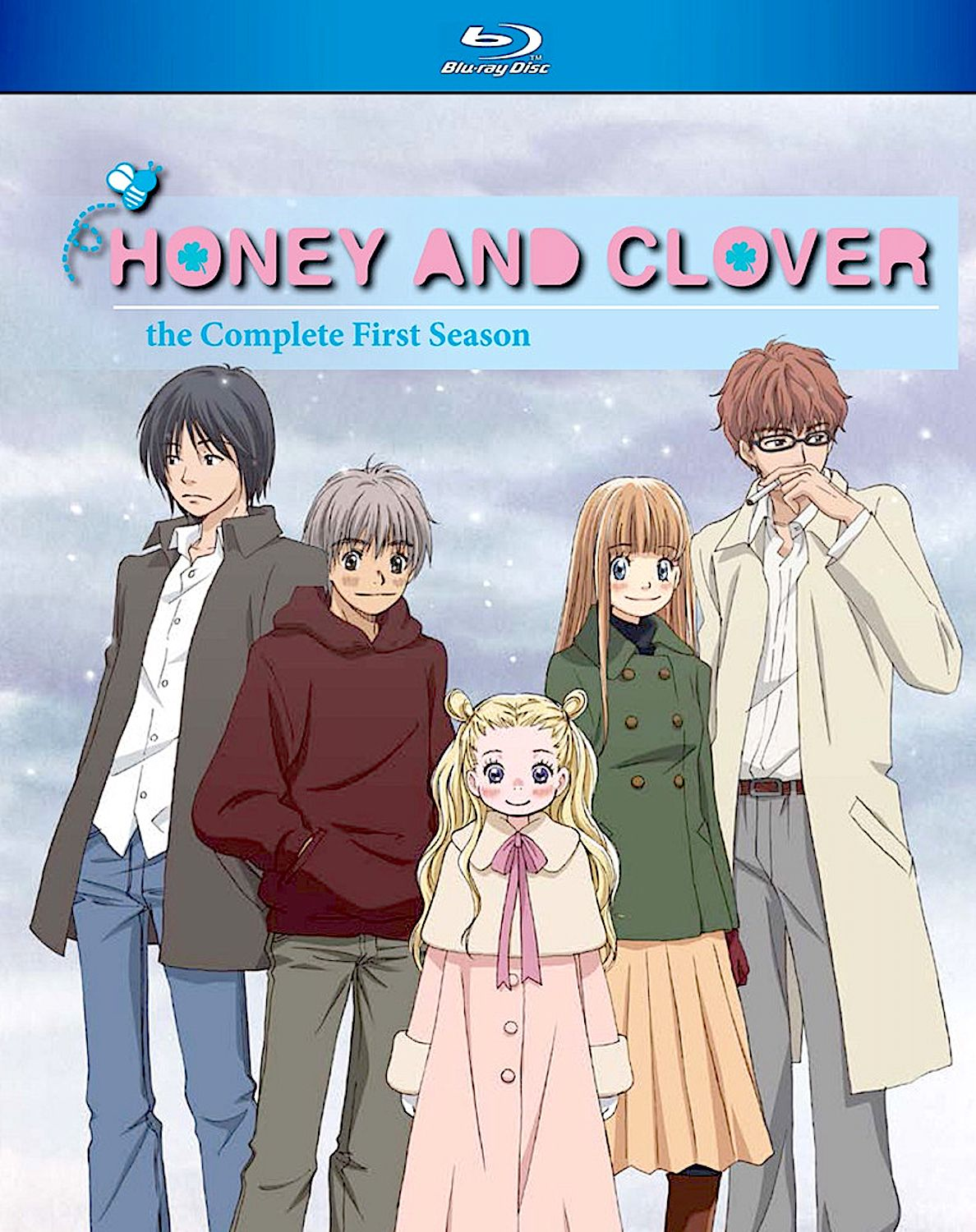 HONEY AND CLOVER THE COMPLETE FIRST SEASON BLURAY