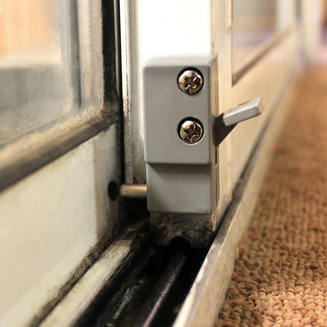 Sliding Glass Patio Door Security Locks Doors Pinterest
