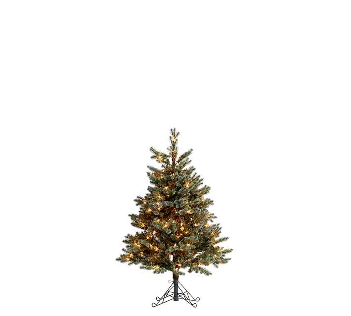 Blue Spruce Faux Christmas Trees $199 h o l i d a y s Pinterest
