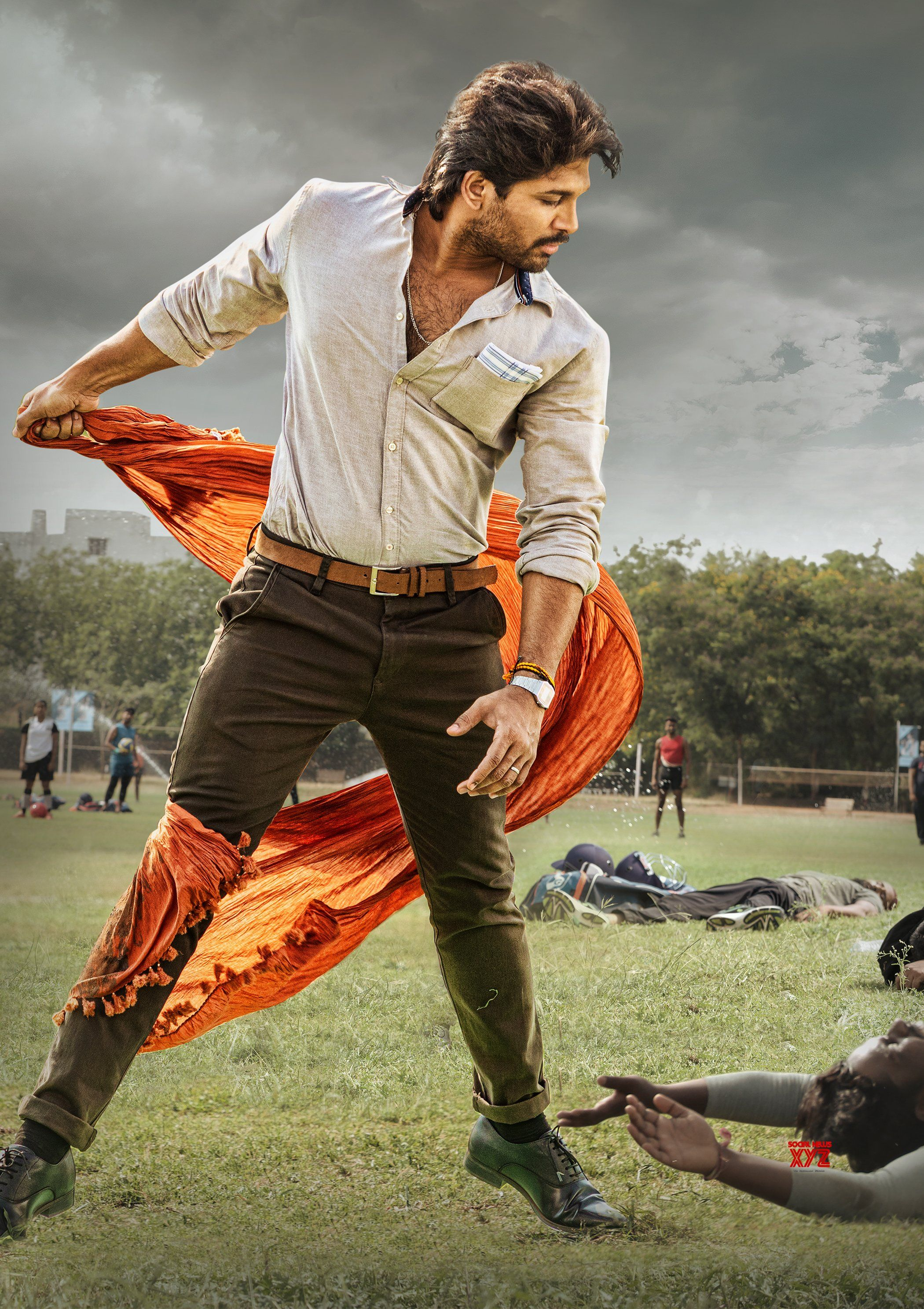 Ala Vaikunthapurramloo Movie Massy Dussehra HD Poster And Still ...