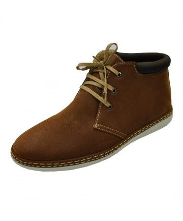 casual lace up bootscognac with images  dress shoes