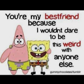 Patrick Spongebob Friends Forever