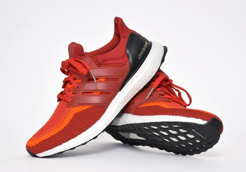 "brand new 1e457 ad223 Adidas Ultra Boost ""Red Gradient"""