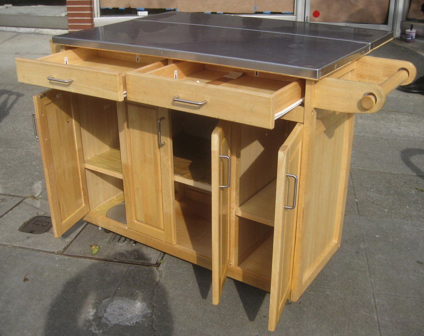 Uhuru furniture collectibles sold mobile kitchen cute in
