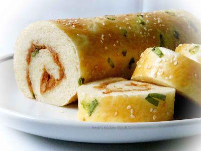Chicken Floss Roll Bread Aneka Resep Masakan Resep Masakan Makanan Masakan
