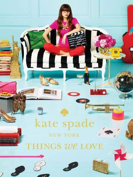Coffee Table Book   Kate Spade: Things We Love   House & Home