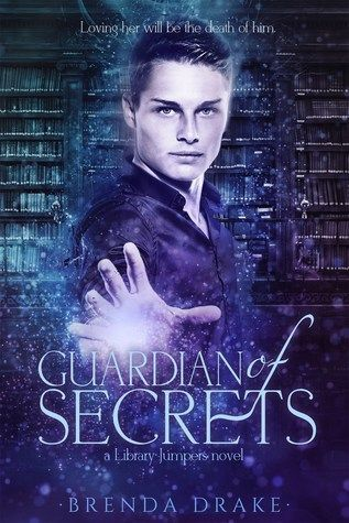 Guardian Of Secrets Library Jumpers 2 Paranormal Romance