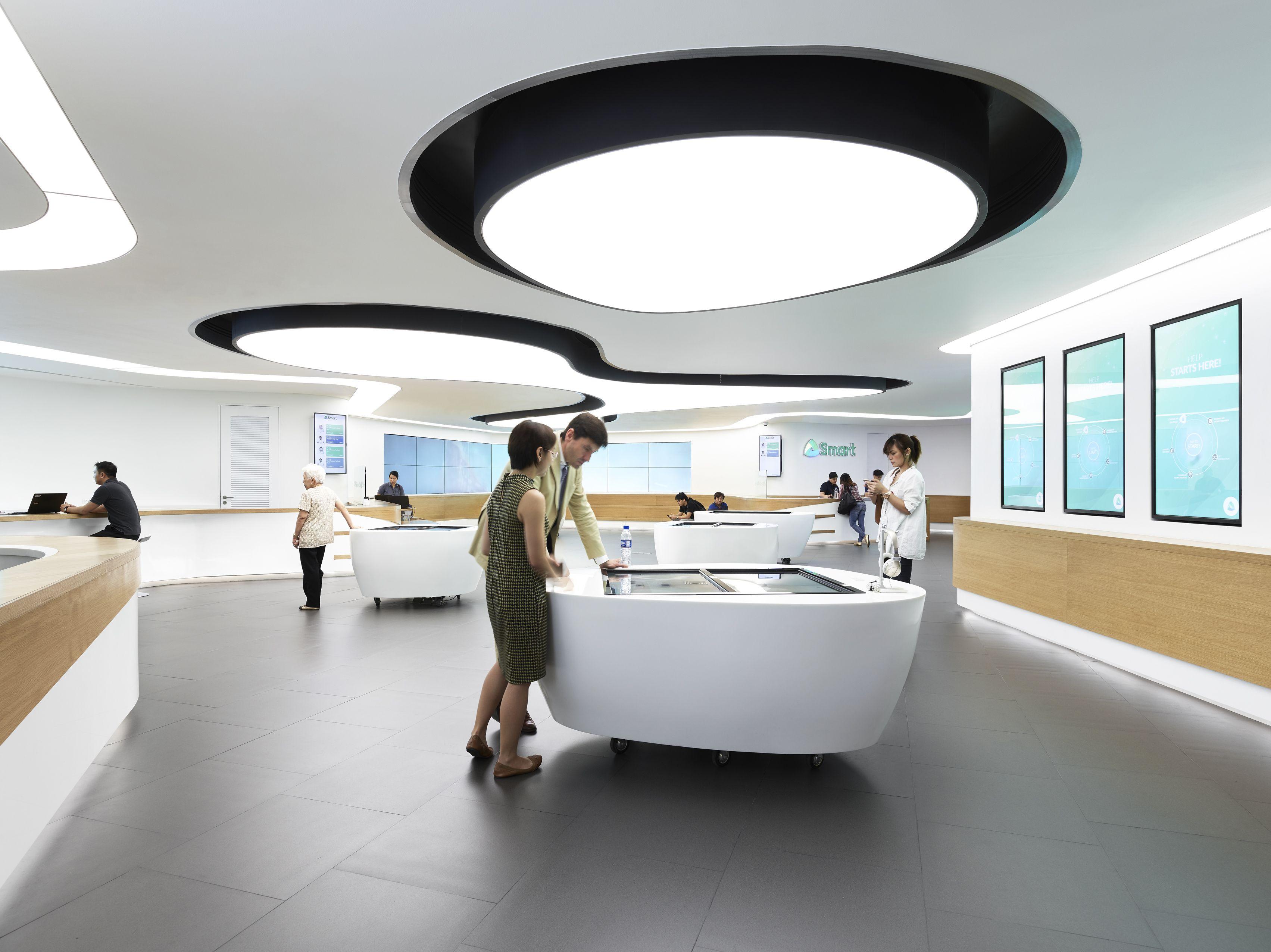 Portfolio Smart Manila Philippines Experience Design Retail Design Philippines