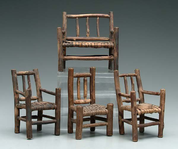 Miniature Twig Furniture   Google Search