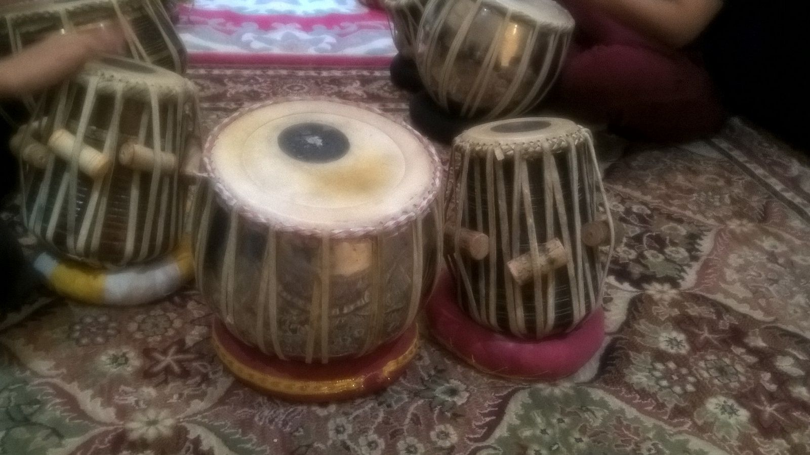 Indian musical instrument tabla | Buddhism | Indian musical