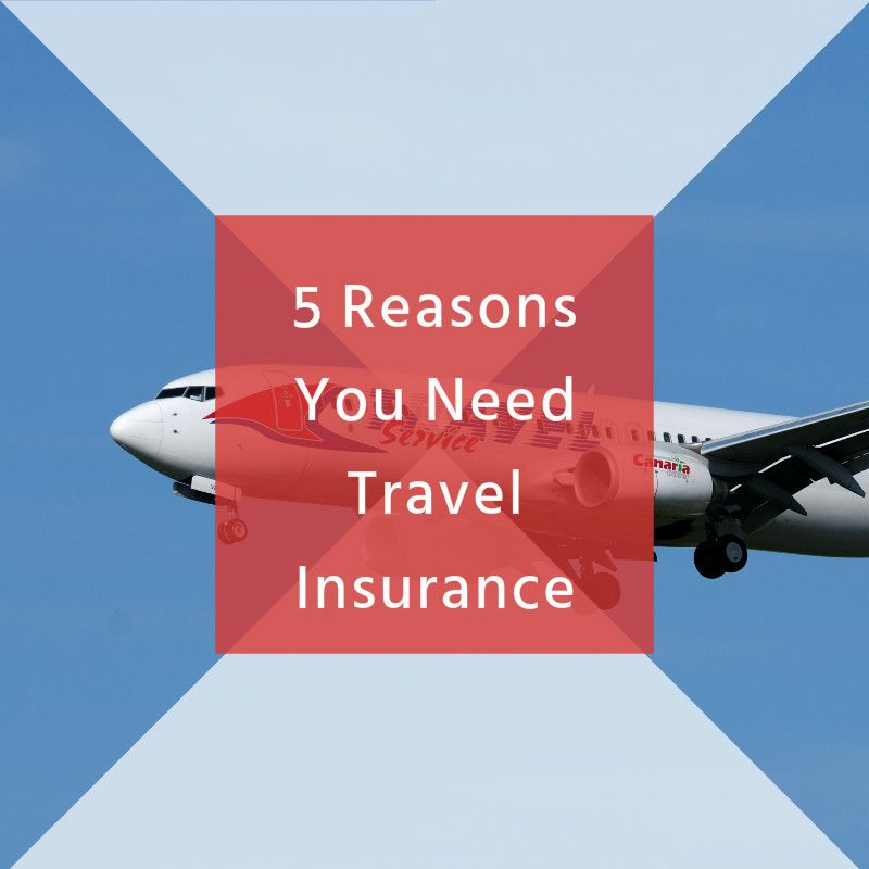 5 Reasons You Need Travel Insurance Abroad According To ...