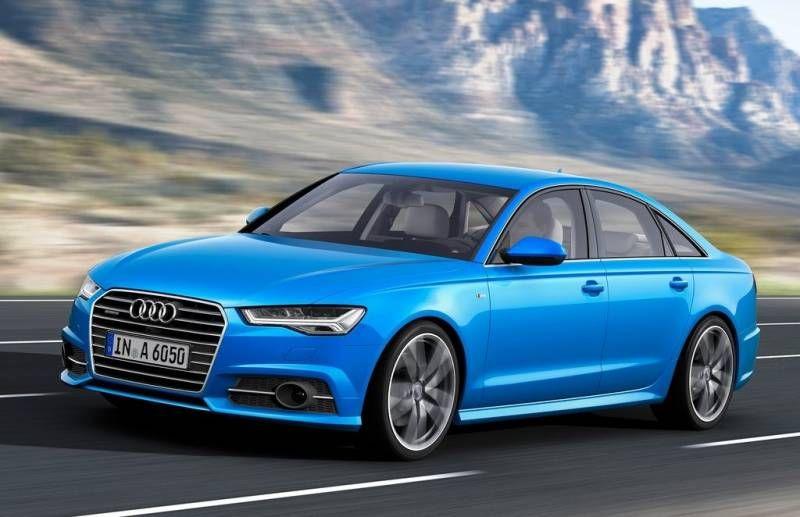 2017 Audi A6 Audi A6