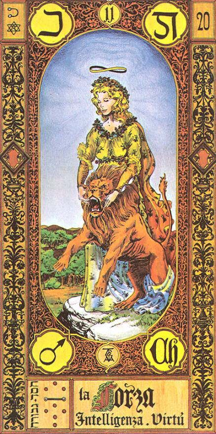 The Stairs Of Gold Tarot
