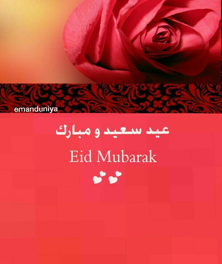 عيد مبارك Eid Mubarak Eid Cards Eid Mubarak Eid