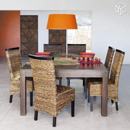 table bengali maison du monde ameublement yvelines leboncoinfr