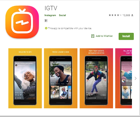 Download Instagram IGTV for Android & iOS Free | software