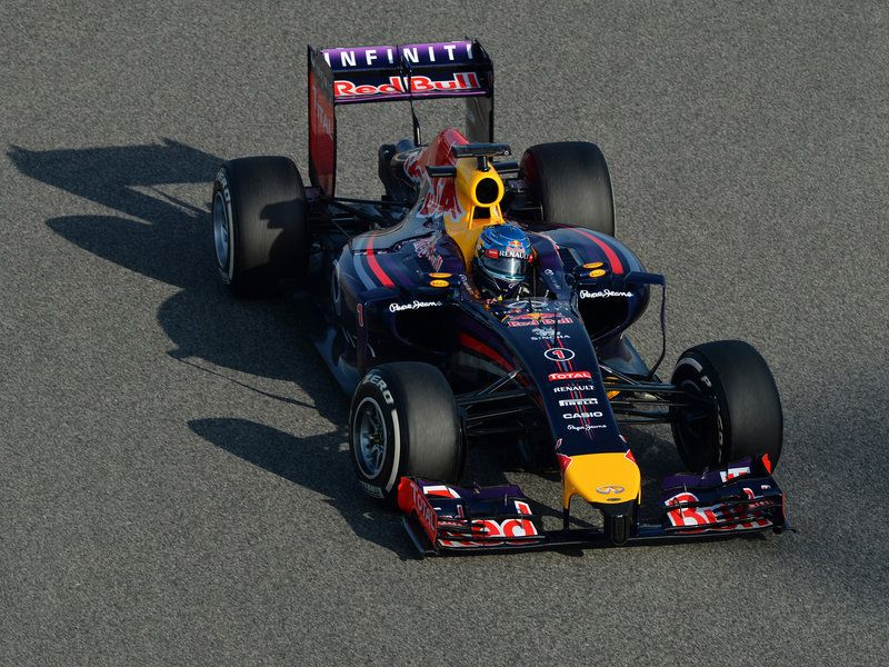 Sebastian Vettel on track Formula 1, Formula, F1 news