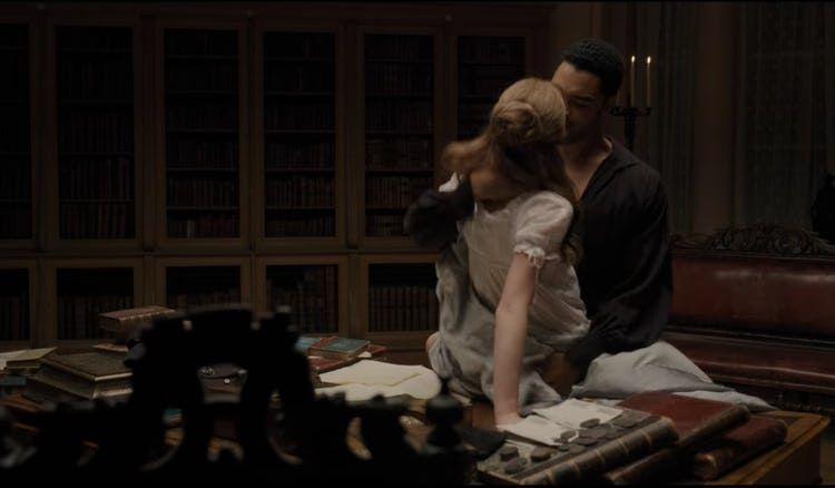 Here Are 8 Of The Hottest Sex Scenes In 'Bridgerto
