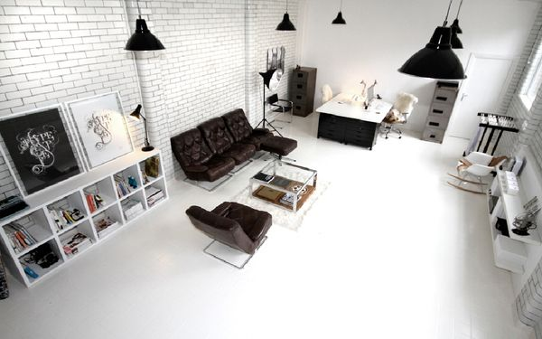1000 Images About Creative Places And Spaces On Pinterest Office Interior Design Office Interiors Loft Design