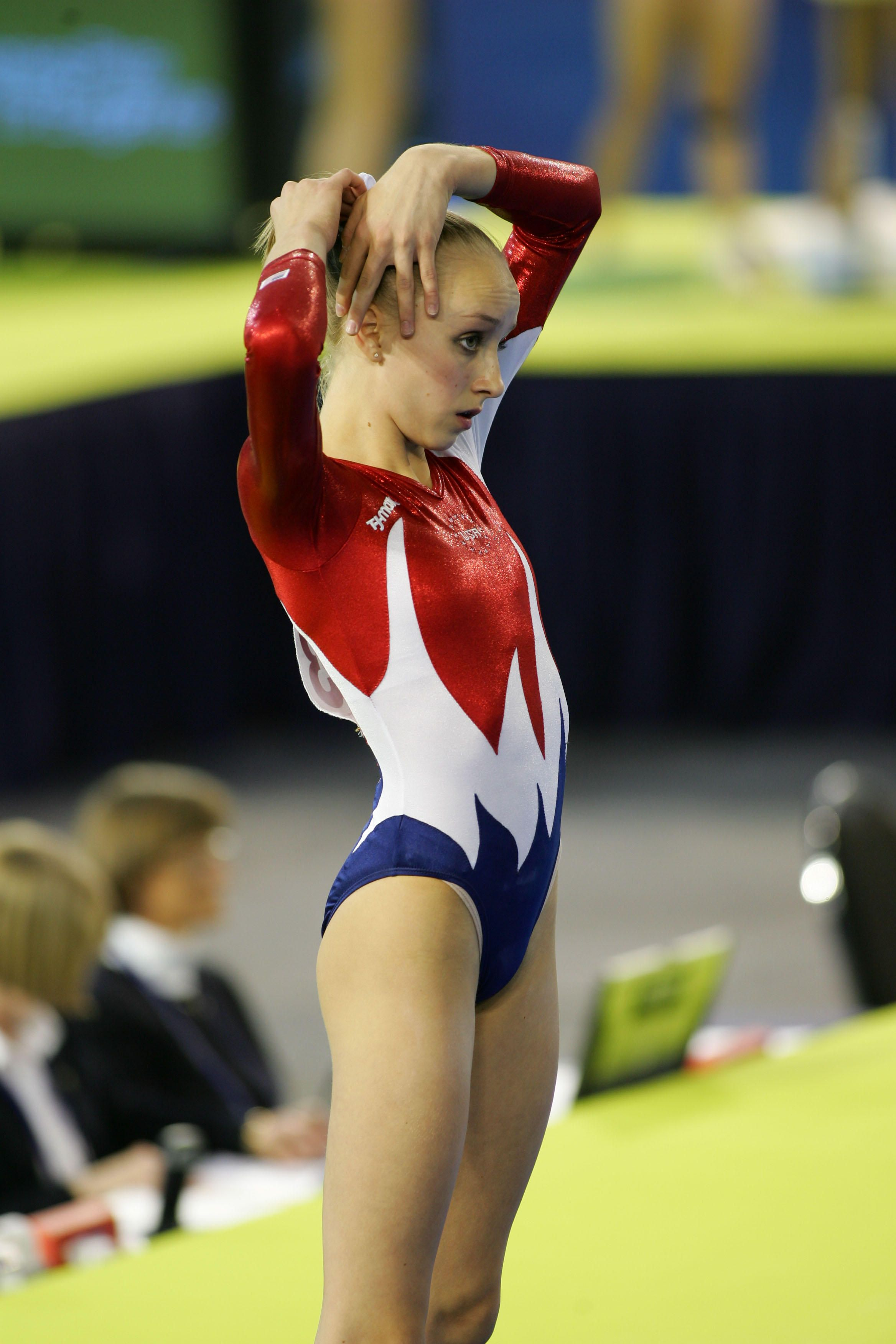 Gymnast Panties Pictures Pic