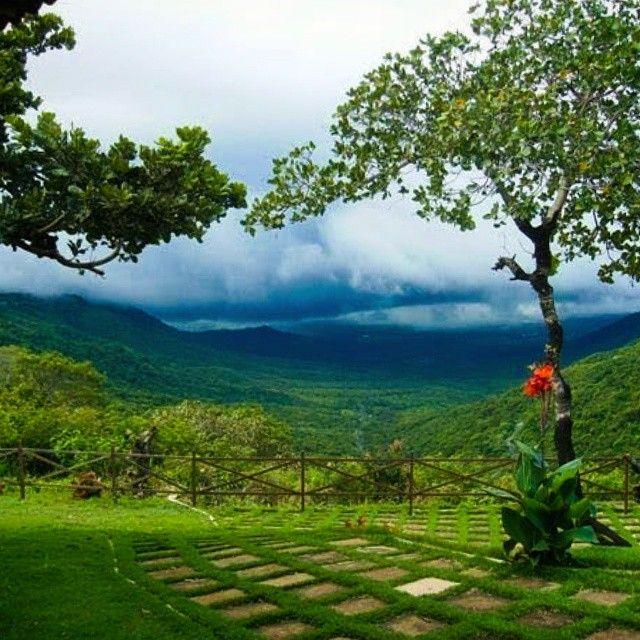 Folha certa : Portalegre-RN, o paraíso serrano