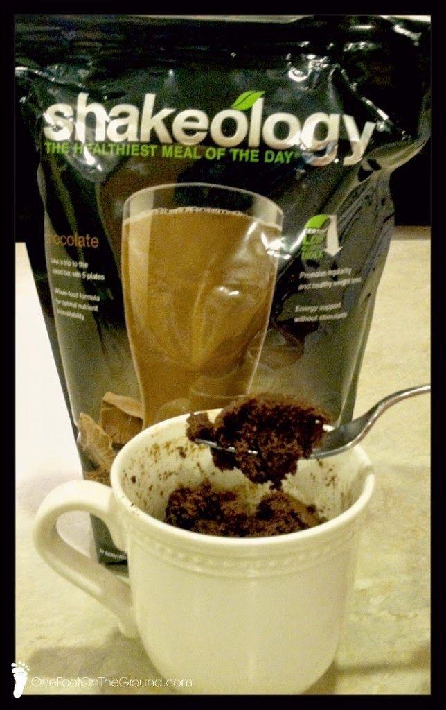 Shakeology Mug Cake - Yum!!! | Shakeology mug cake, 21 day ...