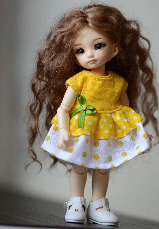 Наряды для малышей / Одежда, обувь, аксессуары для шарнирных кукол БЖД, BJD / Бэйбики. Куклы фото. Одежда для кукол