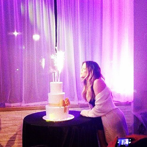 The Slice Is Right The Best Celebrity Birthday Cakes Newly