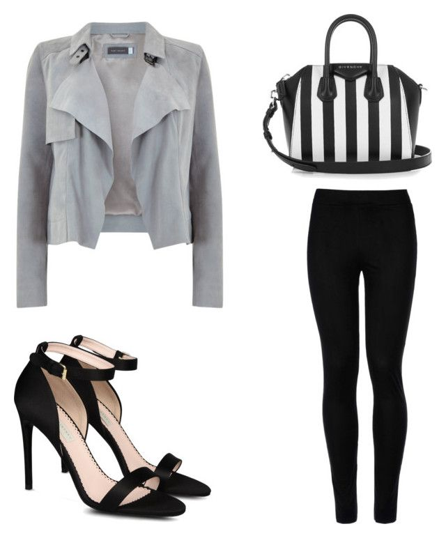 """Untitled #5207"" by ohnadine on Polyvore featuring STELLA McCARTNEY, Mint Velvet, Wolford and Givenchy"