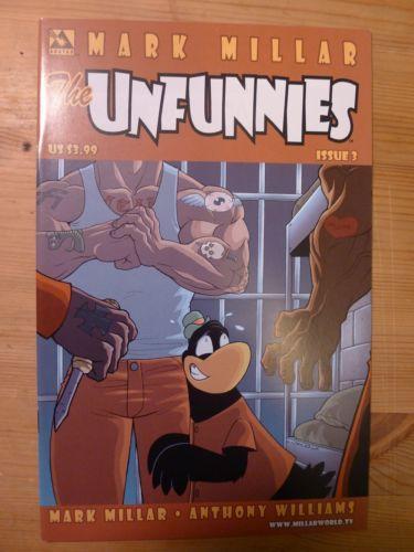 Comic The Unfunnies 3 2007 Avatar VF NM | eBay