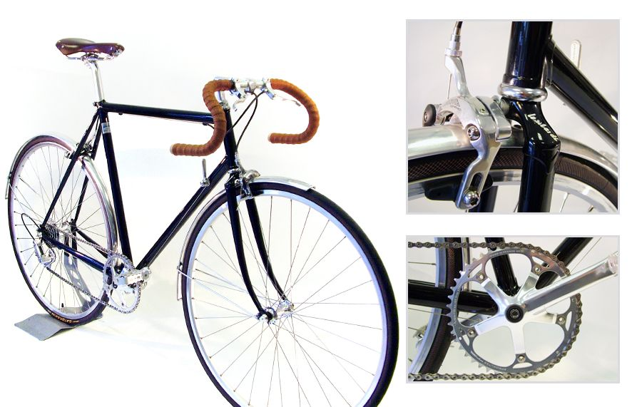 Lucy\'s Bike : RACER ROSA Bicycles, Custom built bikes, bicycles ...
