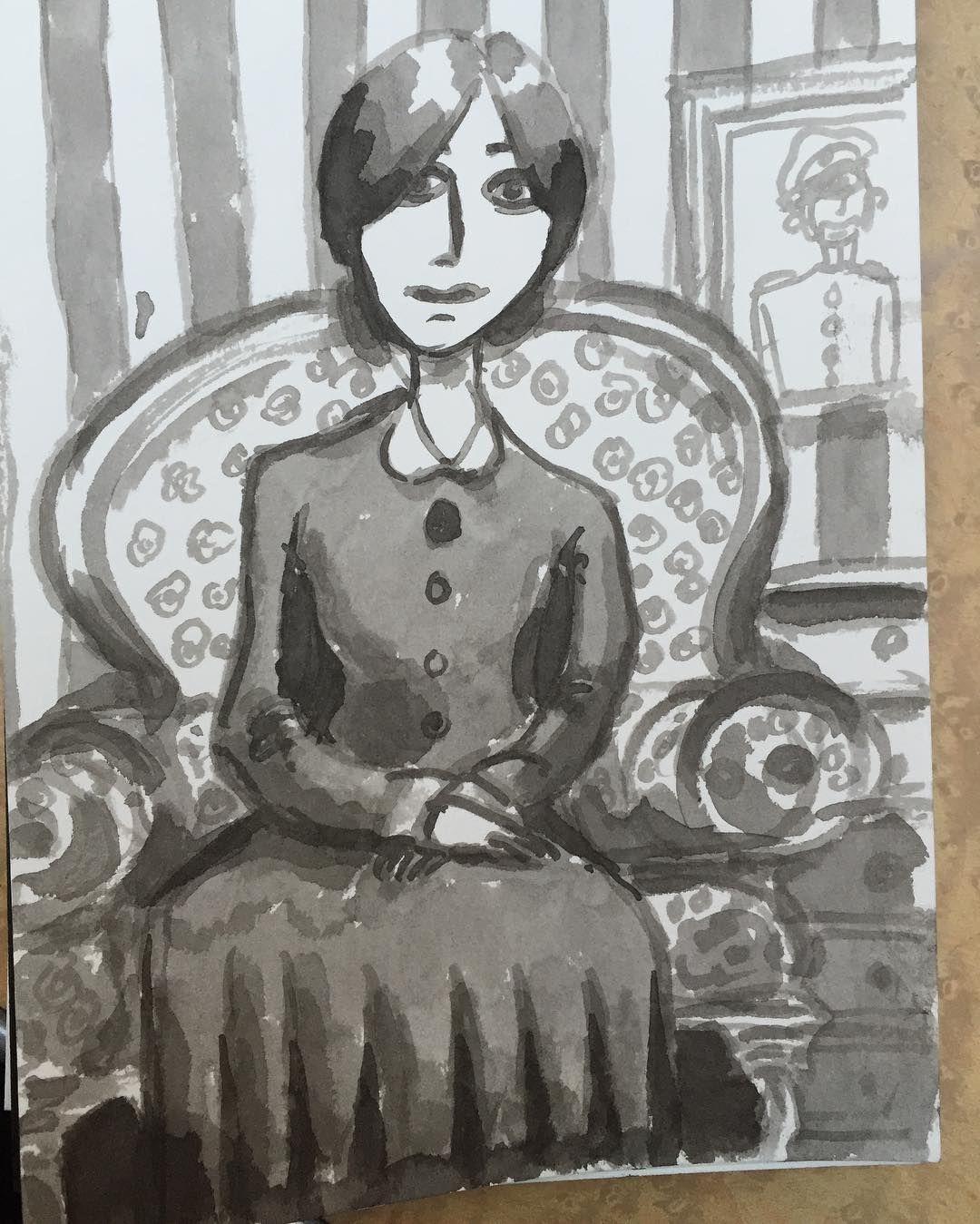 #woman #portrait #blackandwhite #vintage