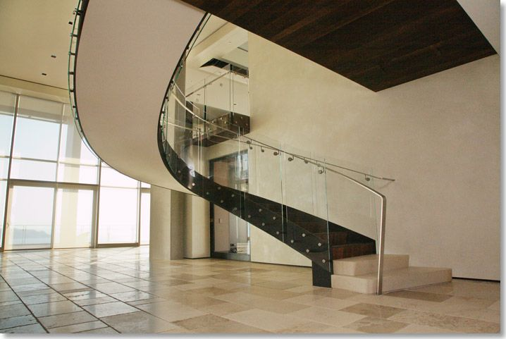 Best Elliptical Spiral Staircase Hanset Custom Metal Work 400 x 300