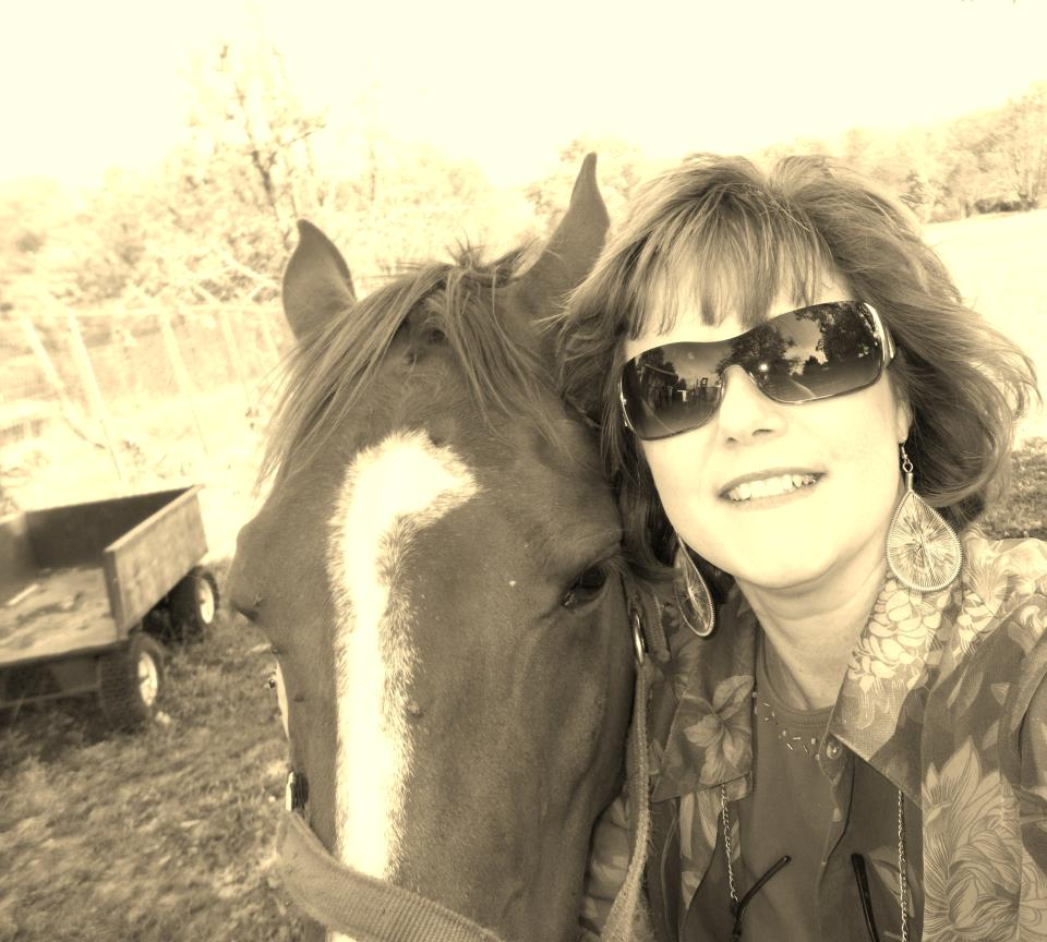 me and my Charlie Horse