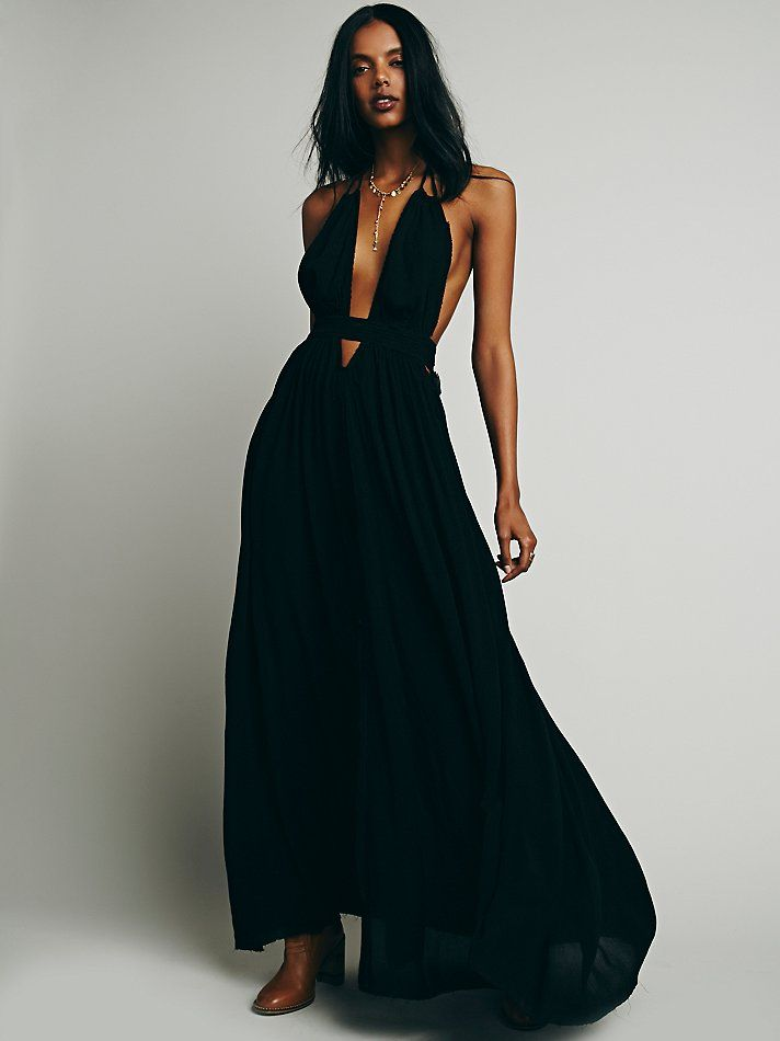 Free People Look Into the Sun Maxi ee9c3768a776