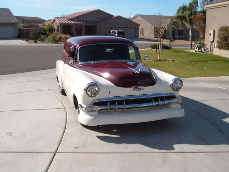 1954 Chevrolet sedan delivery for sale by Owner - Glendale, AZ ...